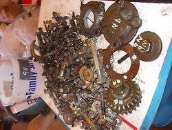 Ferguson Ford 9n Tractor Box Misc Bolts Nuts Reverse Gear Parts Pieces Bolts