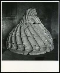 1952 Photo San Lorenzo Old Finial Florence Italy By Rollie Mckenna Printed 1970s