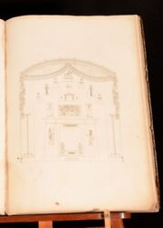 1807 Household Furniture And Interior Decoration Thomas Hope First Edition Illus