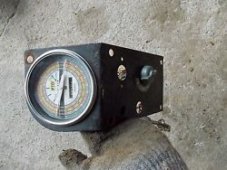 Farmall Ih 706 806 Ihc Gas Tractor Tachometer And Light Switch And Mounting Bracket
