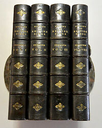 A History Of British Birds With Color Illustrations Of Eggs 1883-85 In 4 Volumes