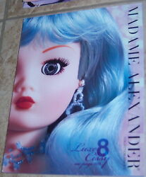 Madame Alexander Toy Catalogs Covering Years 1993-2004 Near Mint