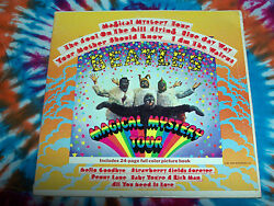 The Beatles Magical Mystery Tour Capitol Records 1967 True First Stereo Pressing