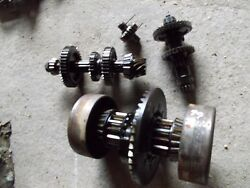 Oliver 66 Tractor Complete Set Up Low Pinion Main Transmission Gears And Shaft