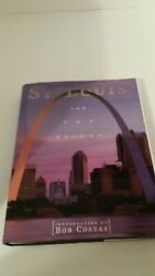 St. Louis: For the Record Urban Tapestry Series Hardcover BOB COSTAS $14.00