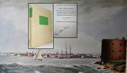 Lordly Hudson River New York History Lm Ed Signed Color Mounted Prints Vg 1937