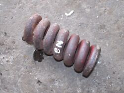 Ford 8n Tractor 3pt Hitch Nice Original Center Top Link Spring