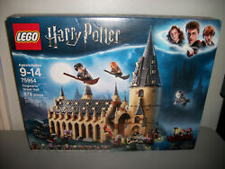 Lego Harry Potter 75954 Hogwarts Great Hall New Gift Toy Sealed