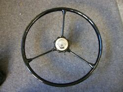 Christopher Horn Button Picknick Picnic Steering Wheel Quick Release Vw Bug Cox