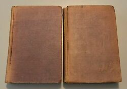 Notes On United States Of North America 1838-40 1st Ed.