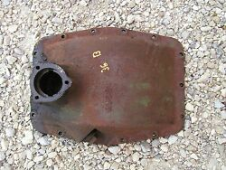 1936 Unstyled John Deere B Tractor Jd Main Rear Transmission Housing Cover And Pto