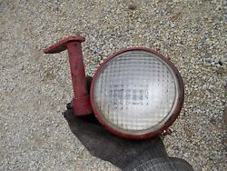 Farmall 400 350 450 300 Rc Tractor Rear Red Dot S Light And Bracket To Battery Box