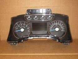 2013 13 Ford F150 Truck King Ranch / Lariat Speedometer Cluster 43k