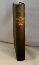 The Natural History Of The Sperm Whale And A South Sea Whaling Voyage 1839