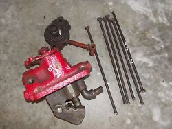 Allis Chalmers B C Tractor Ac Engine Motor Oil Pump Assembly And Hydraulic Pump And