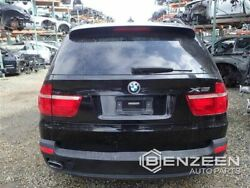 Gray Upper Liftgate With Lamps Fits 07 08 09 10 11 12 13 BMW X5 E70 OEM