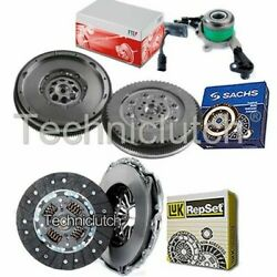 Luk Clutch Kit And Sachs Dmf With Fte Csc For Mercedes-benz Sprinter Bus 413 Cdi