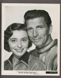 Michael Rennie And Patricia Neal 1951 Original Day The Earth Stood Still J3460