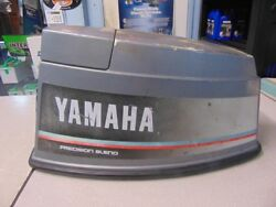 Used Yamaha 2-stroke 70 Hp Precision Blend Top Cowling Fits 1984-1989 - Stk9040
