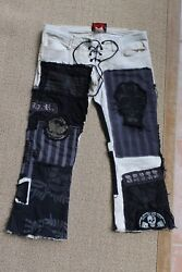 Tommy Lee Owned & Concert Worn Pants Motley Crue Sixx AM Cruefest Tour The Dirt