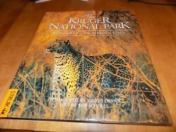 The Kruger National Park Wonders Of An African Eden Wildlife South Africa Book