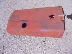 Farmall 706 Rowcrop Tractor Original Ih Ihc Hood For Over Engine W/ Vents Vent +