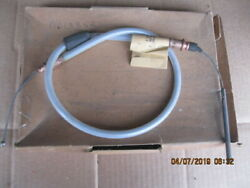 New Emergency Hand Brake Level Cable 1957 Andndash 1958 Ford Nors B8a-2853- And Canadian
