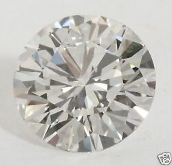 4.01 ct GIA D color internally flawless clarity round loose natural diamond ring