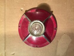 1963 Ford Galaxie Tail Lights Lense With Backup Glass And Star Ring D