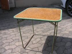 Foldable Accessory Table Vintage Car Vw Volkswagen Bus T1 2 Samba Perohaus Ghe