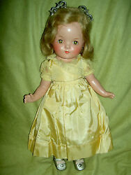 Lovely Compo. Alexander Tgd. 13 Princess Elizabeth Betty Doll A/o Excellent