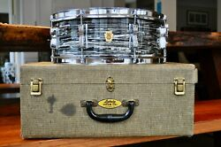 Ludwig Oyster Black Pearl Jazz Festival Snare ~ SHOWROOM CONDITION