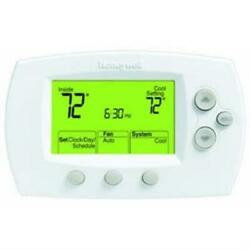 Honeywell Th6110d1021 Conventional And Heat Pump Programmable Thermostat