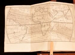 C1700 The Voyages And Descriptions William Dampier Maps Part Ii Malacca