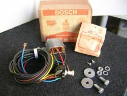 Fog Lights Lamp Mounting Set With Switch Relai Vw Mercedes Porsche Accessory Nos