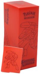 Pokemon Shining Legends Genesect Collector's Box [red]