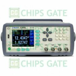 1pcs New Applent At2816a High Frequency 50hz-200khz Digital Lcr Meter Tester