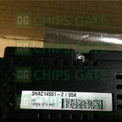 1pcs Used Abb Irc5 3hac14551-2 Tested In Good Condition Fast Ship