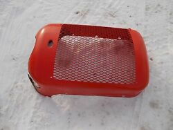Allis Chalmers C Tractor Excl Original Factory Ac Front Nose Cone Grill W/screen