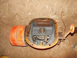 Allis Chalmers C Tractor Ac Pto Power Take Off Assembly And Belt Pulley Drive W/pu