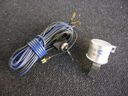 Hella Fog Light Mounting Kit Relai Switch Wire 12v Realais Vinatge Accessory Nos