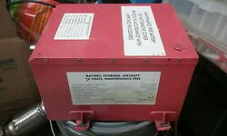 Enersys Airplane Battery 9750s0788 Used