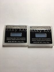 Lot of 2- Mary Kay Mineral Eye Color - Midnight Star