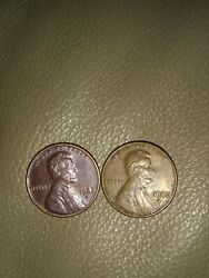 1982 D Small Date 1982 D Largedate Double Die