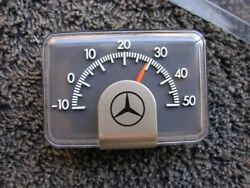 Mercedes Dash Magnet Thermo Thermometer Mb 190 2020 300 500 600 S Sl Thermo Nos