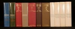 1966-88 11vol Winston Churchill Some Companion Volumes With Dustwrappers First