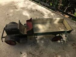 Vintage 1920and039s Toy Truck Buddy L