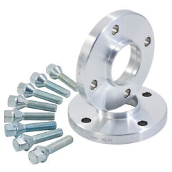 Vauxhall Hub Centric (Hubcentric) Alloy Wheel Spacer Kit With Bolts