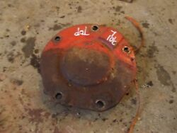 Ford 901 D 900 800 Tractor Original Transmission Drop L Housing Cover Cap And Shim