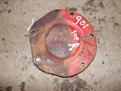 Ford 901 D 900 800 Tractor Original Transmission Drop R Housing Cover Cap And Shim
